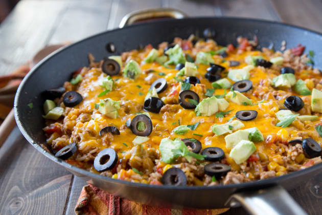 Mexican Rice Skillet Photo