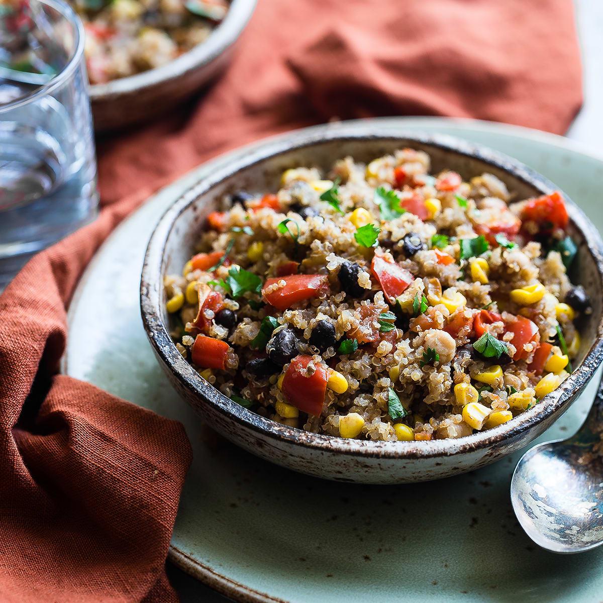Crockpot Quinoa Recipe Food Fanatic