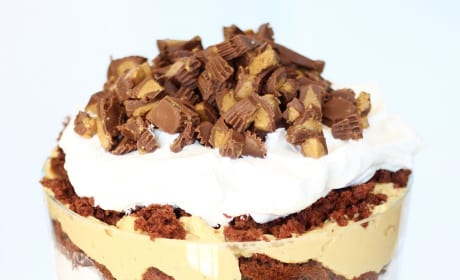 Peanut Butter Cup Trifle Recipe
