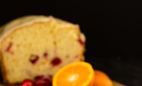 Quick Orange Cranberry Bread Picture