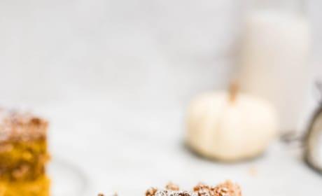Pumpkin Coffee Cake Image