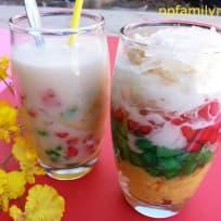 Rainbow Dessert (Chè Sương Sa Hạt Lựu)