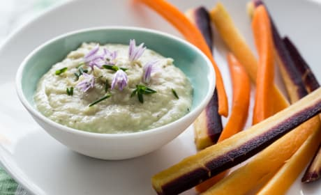 White Bean Hummus Recipe