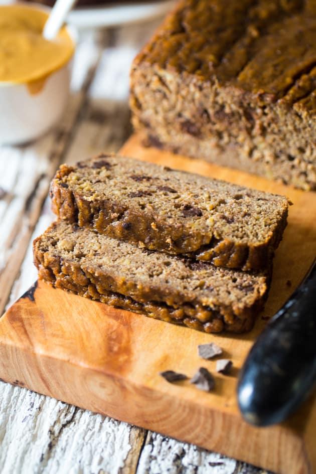 Paleo Banana Bread Pic