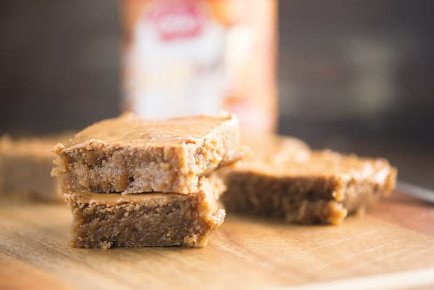 Biscoff Blondies Pic
