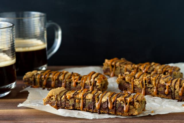 Rolo Cookie Bars Recipe