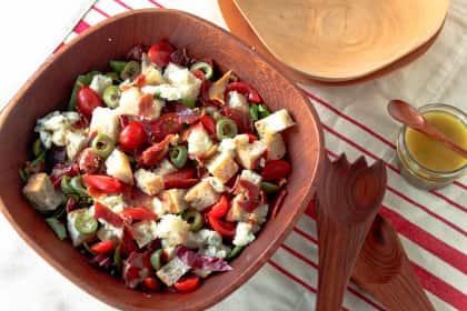 Panzanella Cobb Salad: An Italian American Original
