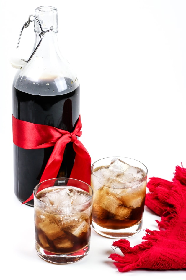 Homemade Coffee Liqueur Picture