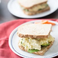 Easy Egg Salad with Jalapeños Recipe