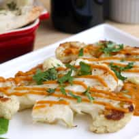 Cauliflower Steaks Recipe