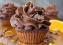 Air Fryer Chocolate Orange Cupcakes Recipe