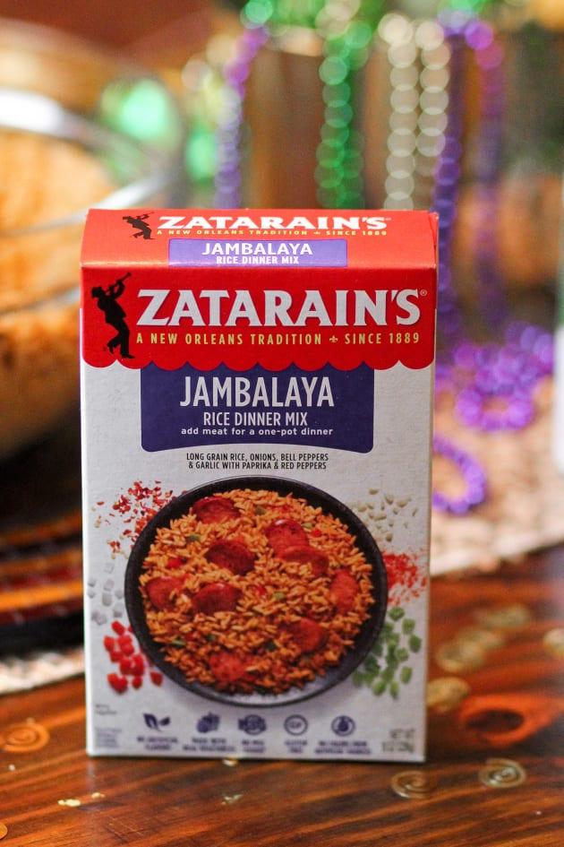 How to Make a Jambalaya Bar Image