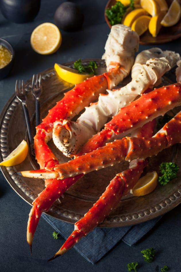 Crab Legs Picture