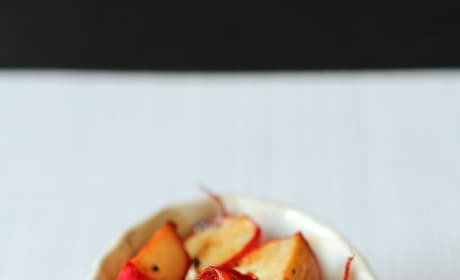 Roasted Radishes Pic