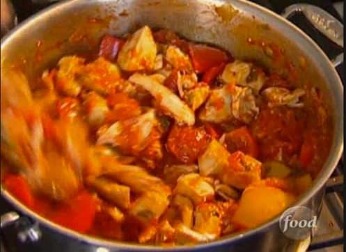 Barefoot Contessa Chicken Chili Recipe