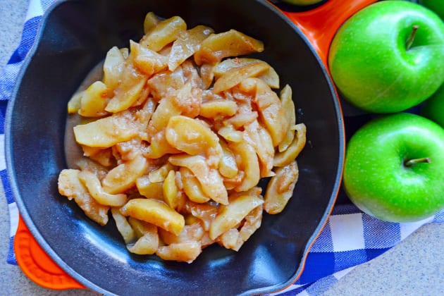 Skillet Cinnamon Apples Photo