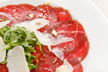 What is Carpaccio?