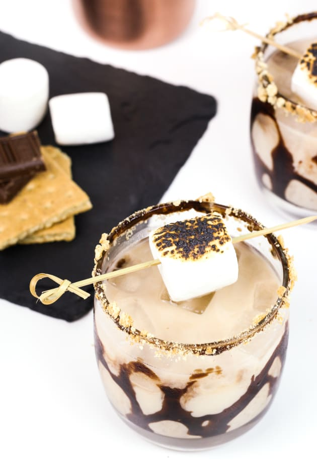 S'mores White Russian Picture