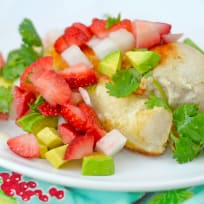 Strawberry Salsa Chicken Recipe
