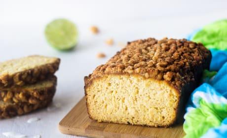 Coconut Lime Bread Recipe