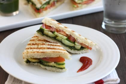 Mumbai Sandwich: An Exotic Trip to India with Lunch