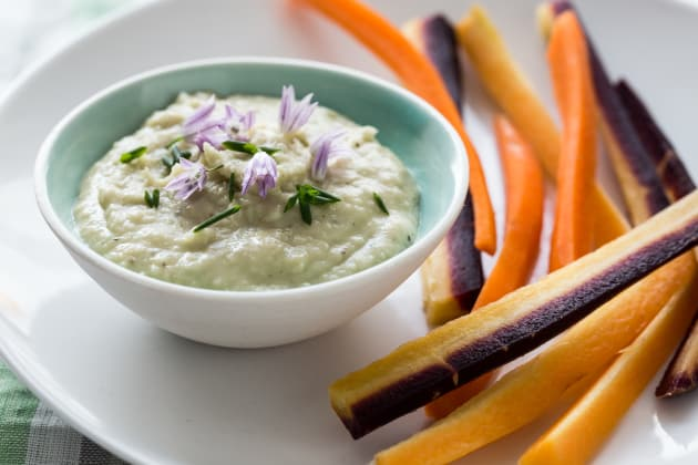 White Bean Hummus Photo