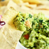 Tropical Guacamole Recipe