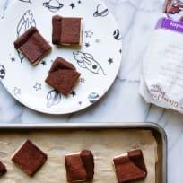 Gluten Free Chocolate Banana Ice Cream Sandwiches Recipe