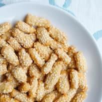 Buttery Sesame Sticks Recipe