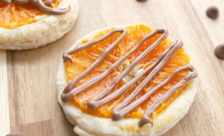 Chocolate Orange Tarts Recipe
