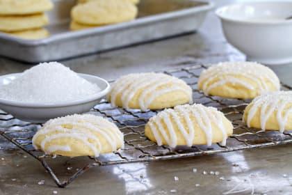 Pound Cake Cookies