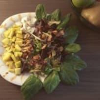 Blog De Cocina Facil | Receta Ensalada De Mango By Blog Cocina Facil Food Fanatic