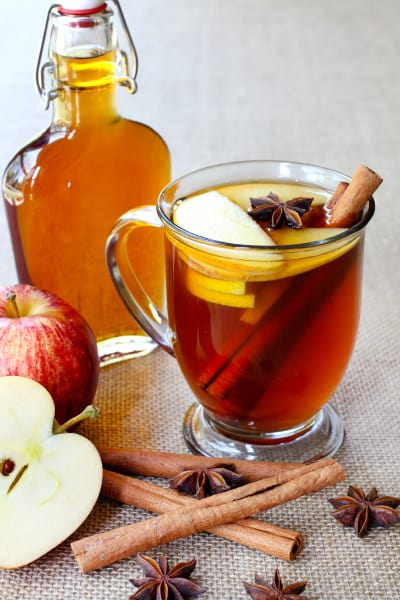 Apple Brandy Hot Toddy Picture