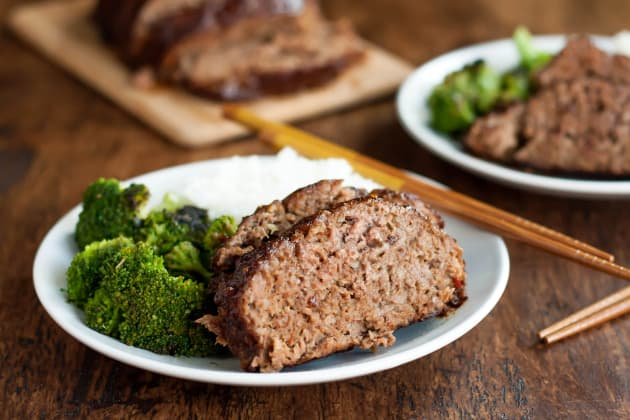 Gluten Free Teriyaki Meatloaf Photo