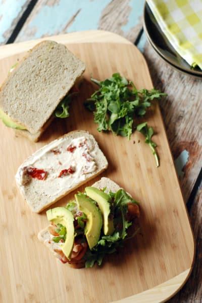 Avocado BLT Image