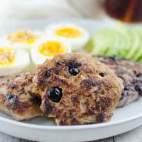 Paleo Maple Blueberry Turkey Breakfast Sausage Recipe
