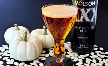 Pumpkin Beer Cocktail Recipe