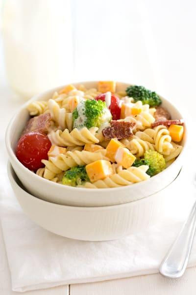 File 1 Bacon Cheddar Ranch Pasta Salad