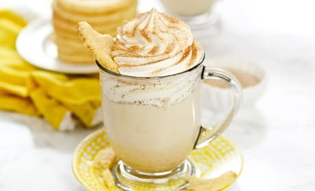White Chocolate Snickerdoodle Hot Cocoa Recipe