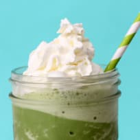 Homemade Starbucks Green Tea Frappuccino Recipe