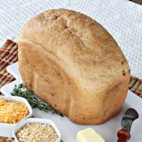 Cheese 'N Onion Bread