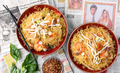 Singapore Street Noodles Recipe