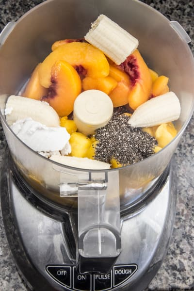 Smoothie Food Processor Photo