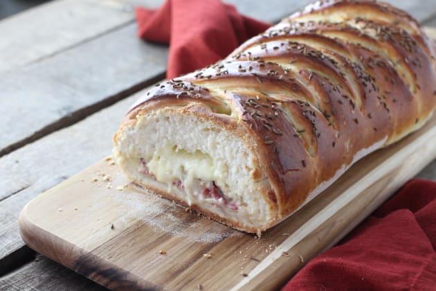 Reuben Bread Photo