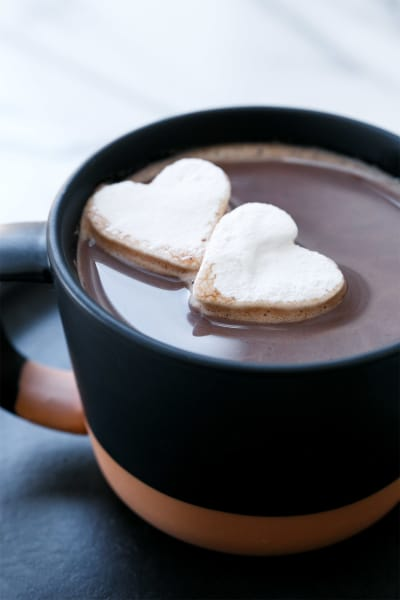 Salted Vanilla Hot Chocolate Picture