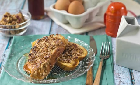 Granola French Toast Recipe