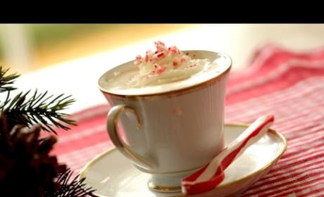 How to Make Peppermint Hot Chocolate