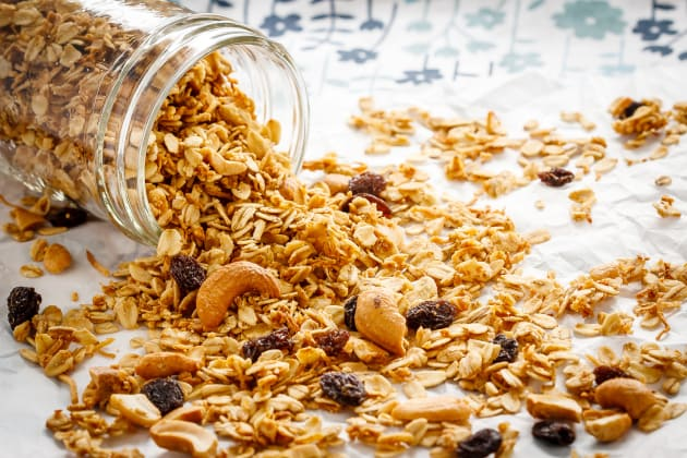 Coconut Granola Photo