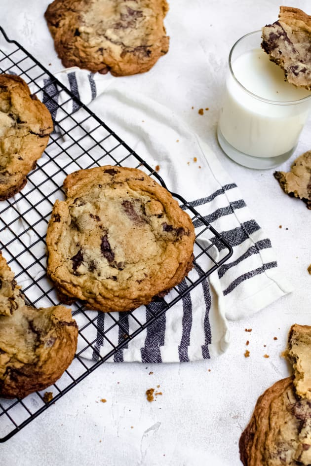 Bouchon Bakery Chocolate Chunk Cookies Pic