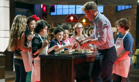 MasterChef Junior Review: Whip It!